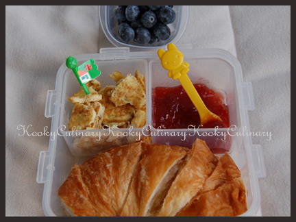 Bento #25 - Croissant n More