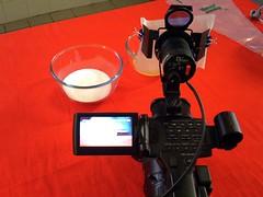 Videocamera Italian Food Net Web Tv International