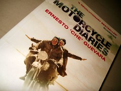 14 Aug 08 The Motorcycle Diaries by Ernesto 'Che' Guevara (black_coffee_blue_jeans) Tags: travel fiction reading book reader diary review journal motorcycles books bookshelf hobby read shelf cover motorcycle novel covers che bookcover hobbies bookshelves shelves guevara ernesto bookcovers reviews novels travelogue ernestoguevara autobiography bookreview poderosa bookreviews