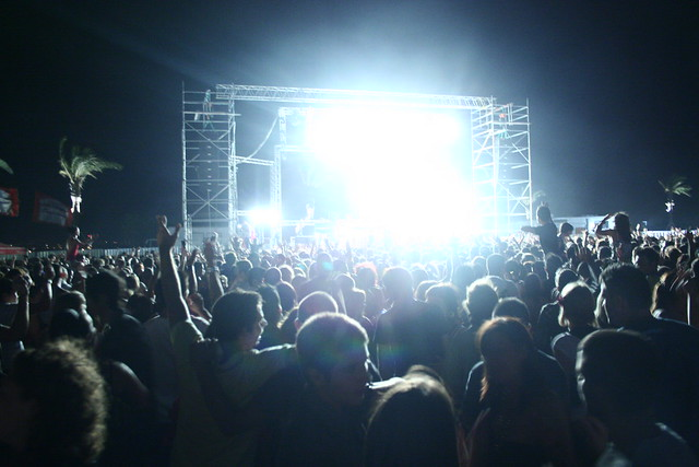 Gianpula Fields, Rabat, Malta. David Guetta