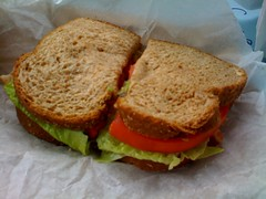 Pimiento cheese BLT from Muddy's Bake Shop