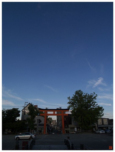 Blue Sky 080823 #01