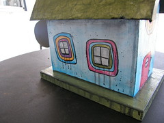 Drippy Bird House