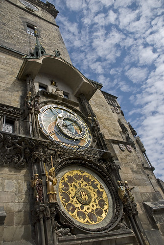 Astronomical Clock by Alida's Photos