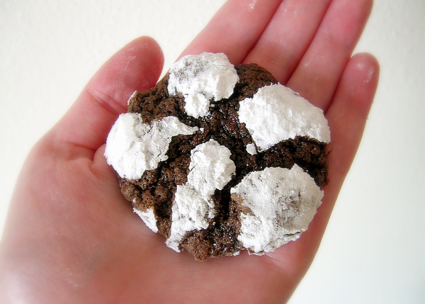 Chocolate Crinkles, Revised