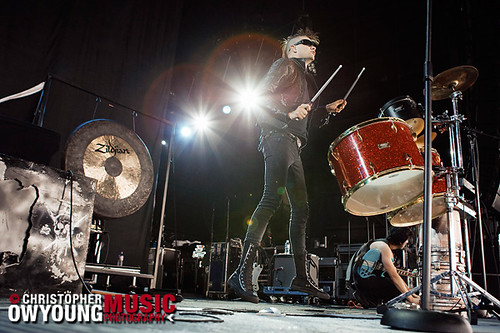Street Drum Corps @ Projekt Revolution