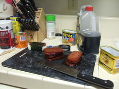 Making Spam Musubis