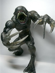 shadow guardian pose (nuo2x2) Tags: shadow monster toys action tomb ugly figure beast articulated guardian raider nuo2x2