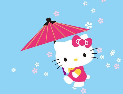 wallpapers de hello kitty. Hello Kitty Wallpaper