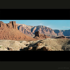 cinema (Yannick Delmaire) Tags: arizona usa film western analogue moutains yannick farwest delmaire yannickdelmaire