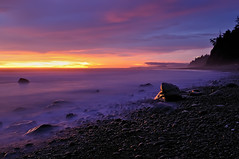 Olympic Pacific Coast Last Light Catchers (Fort Photo) Tags: ocean park longexposure blue sunset vacation orange mist beach nature fog landscape outdoors coast washington nikon bravo rocks purple searchthebest pacific northwest nps olympicpeninsula national pacificnorthwest wa olympic olympicnationalpark pnw d300 naturesfinest theunforgettablepictures obq vosplusbellesphotos 2008reunionnature