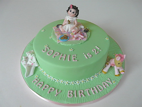 Sophie's Cake .....