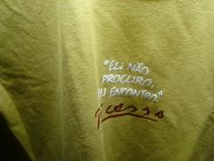 Camiseta tertútia