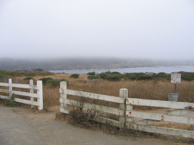 mendocino coast-side trails