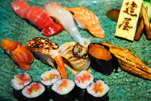 Sushi for 1 - (DSC_2697)