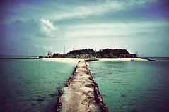 my little retreat. (notsogoodphotography) Tags: island alone retreat lonely simple maldives