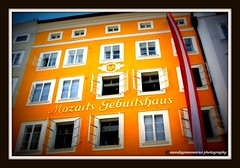 Mozart's Childhood Home