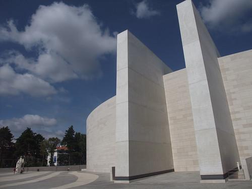 Traseiras da Igreja