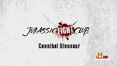 JURASSIC FIGHT CLUB I - CANNIBAL DINOSAUR