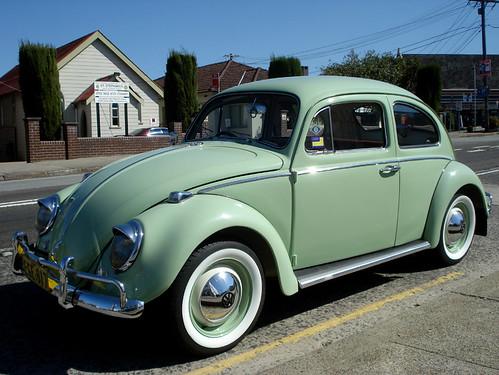 vw beetle classic. 1966 VW Beetle - Vintage