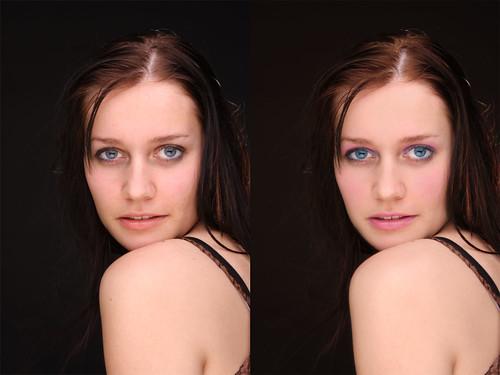 Digital Makeup & Retouching