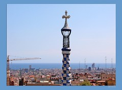 Barcelona 2008 Park Güell