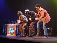 Apes Dance