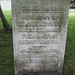 Col. John Bostwick - buried 1849 at the Christ Church Cemetery, Port Stanley, Ontario, Canada