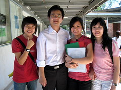 Pei Hwa, Mr Yap, Charlotte, Krystal