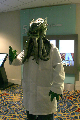Doctor Cthulhu (Dragon*Con 2008)