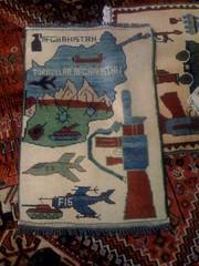 Afghan war rugs 2