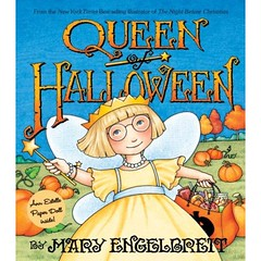 """Queen of Halloween"" by Mary Engelbreit"