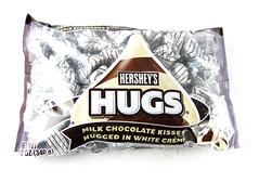 Hershey's Hugs Package