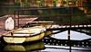 Magányosan / Alone (Balázs B.) Tags: lake water pier boat pond hungary ship budapest bank part shore mole mere tó ladik canonef24105mmf4lisusm víz hajó stég naplás 40d vízpart móló tópart naplástó