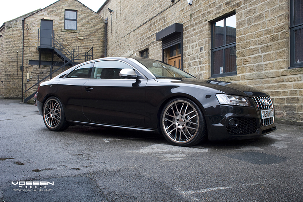Another Great Audi A5 Coupe Conversion from the UK