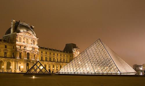 Sortie photo au Louvre