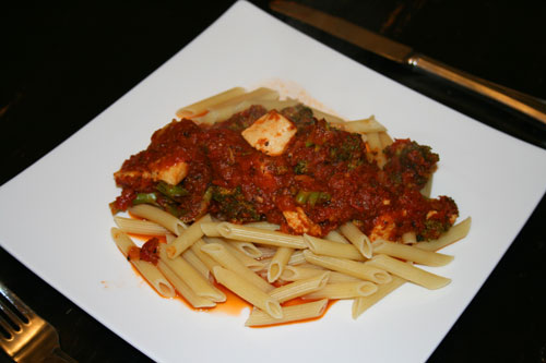 Chicken Broccoli Ragu