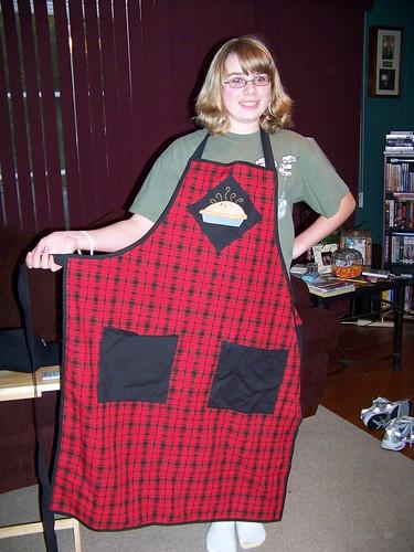 Sassy Apron Swap Fall 2008