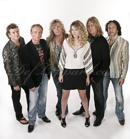 Def Leppard Taylor Swift Comment On Upcoming Cmt Crossroads Special Blabbermouth Net