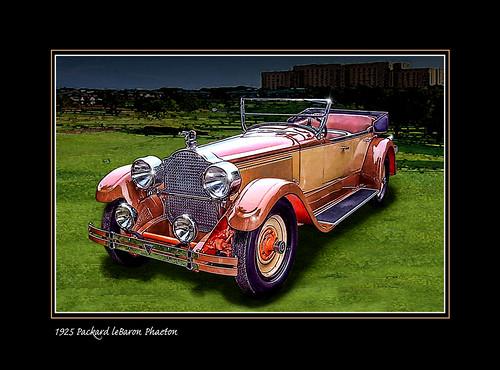 1925 Packard LeBaron Phaeton (by MidnightOil1)