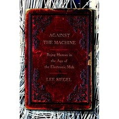 Siegel Against the Machine book cover