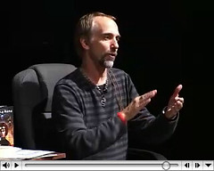 Richard Garriott at Video Game Master Class