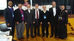 representantes ecumênicos