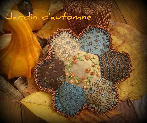 Jardin d'automne par vous
