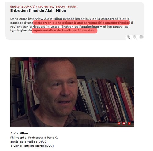 Alain Milon Video by you.