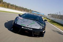 Lamborghini Blancpain Super Trofeo new pictures