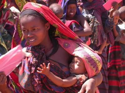 somalia woman