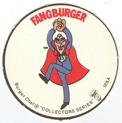 Burger Chef: Fangburger