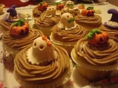 Halloween's Cupcakes