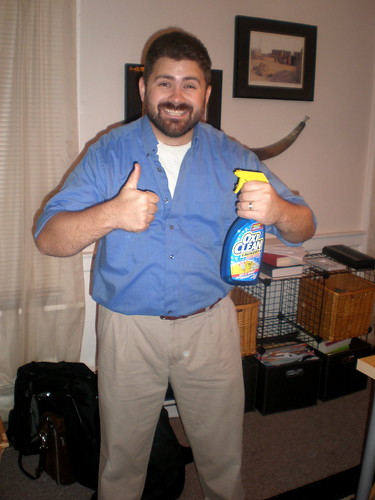 Billy Mays!